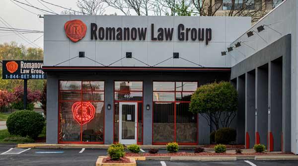 Romanow Law Group office exterior